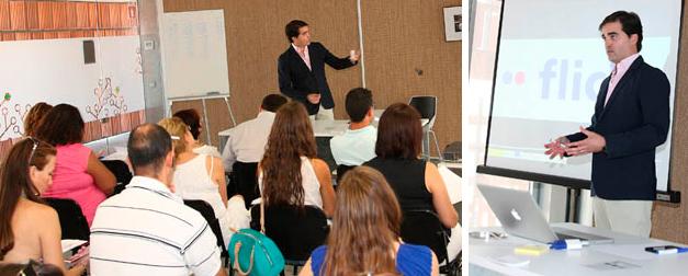 Taller práctico de Redes Sociales para Comercios Minoristas. Toño Constantino. Antonio Constantino