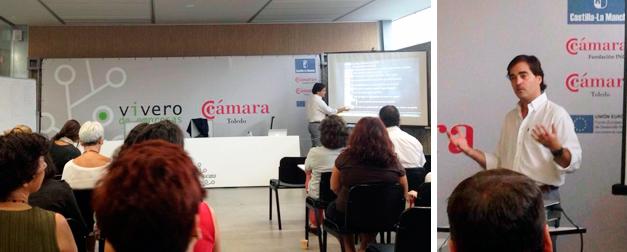 Taller Redes Sociales para Comercios minoristas. Toño Constantino - Antonio Constantinio