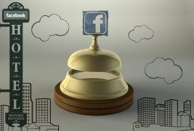 Facebook para hoteles. Toño Antonio Constantino