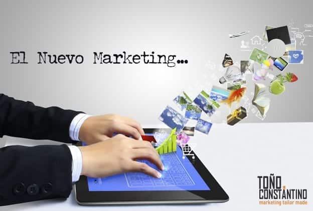 El Nuevo Marketing. Toño Antonio Constantino