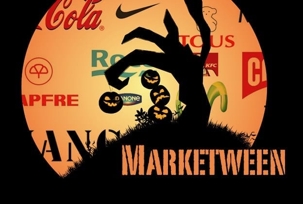 Marketween. El Marketing en Halloween. Toño Antonio Constantino