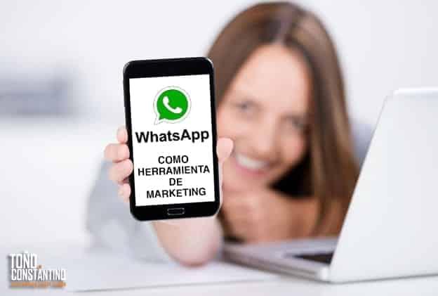 Whastapp como herramienta de Marketing
