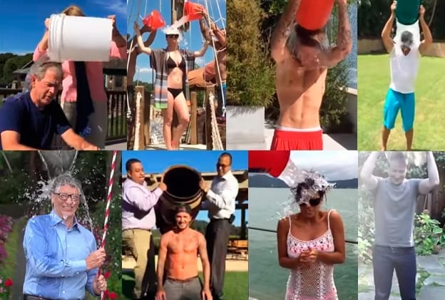 ALS Challenge. Ice Bucket Challenge. Toño Constantino. Antonio Constantino