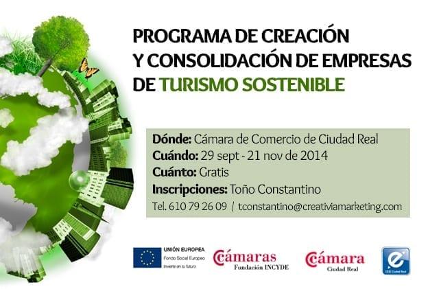 Curso de empresas de Turismo en Ciudad Real. Toño Constantino Antonio Constantino