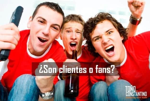 Convierte clientes en fans de tu marca | Toño Antonio Constantino