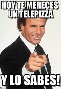 Meme telepizza Marketing
