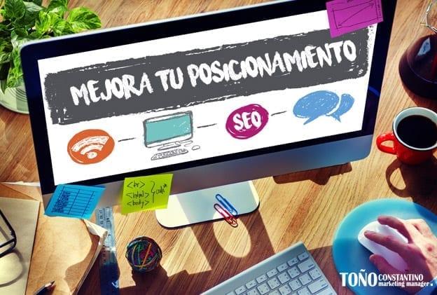 Mejorar tu posicionamiento web con la auditoría SEO. Toño Antonio Constantino