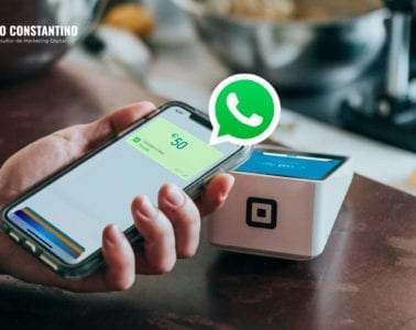 WhatsApp Pay Toño Constantino