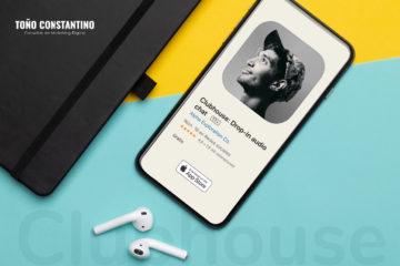 Clubhouse es la red social de moda, sus usuarios son personajes públicos un perfil alto y una alta estima en sus campos de acción.